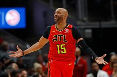 Vince Carter Gets NBA Fans Hyped With This Vintage Dunk: Watch