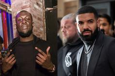 """Stormzy Explains Why Drake Using UK Sound """"Is Undeniably A Good Thing"""""""