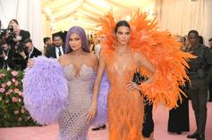 Kendall & Kylie Jenner Hit With Lawsuit Over Lace Design In Lingerie