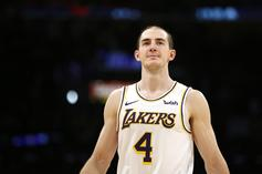 Alex Caruso Has NBA Fans Upset After Latest Round Of All-Star Voting