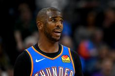 Chris Paul Explains How The Rockets Lied To Him About OKC Trade