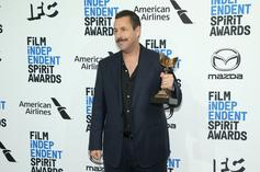 Adam Sandler Jokes About Oscars Snub In Spirit Awards Acceptance Speech