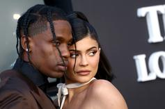 Kylie Jenner Still Hinting That She's Back With Travis Scott
