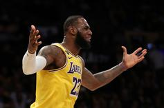 "LeBron James Is ""Not A Real Laker,"" According To Stephon Marbury"