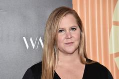 "Amy Schumer Son's Name Sounded Like ""Genital"" So She Changed It"
