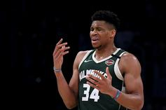 Giannis Antetokounmpo Speaks Out After NSFW Twitter Hack
