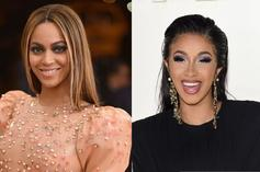 Beyoncé & Cardi B Collab Was Nixed After Song Leaked Back In 2017