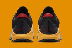 """Nike Kobe 5 Protro Dropping In Two """"Bruce Lee"""" Colorways: Photos"""