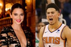 Kendall Jenner Enjoys Devin Booker Date Before He Enters NBA Bubble
