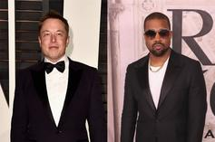 Elon Musk Reconsiders Kanye West Support
