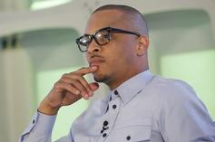 T.I. Says His Name Should Be Mentioned Amongst The Greats Like Jay-Z & Kanye West