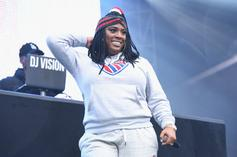 "Kamaiyah Believes YG Owes Her An Apology: ""You Gotta Be A Man & Stand On Yours"""