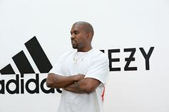 Kanye West Submits Papers To Appear On Presidential Ballot In New Jersey