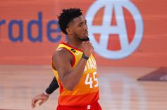 Donovan Mitchell Reacts To Jacob Blake Shooting, Demands Justice