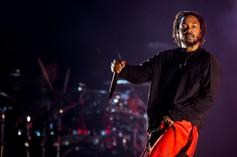 Kendrick Lamar Shown Recording New Video In Behind The Scenes Footage