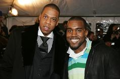 Kanye West Responds To Jay-Z Allegedly Selling His Masters