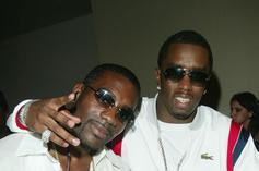 Diddy & Loon Are All Smiles After Reuniting For The First Time