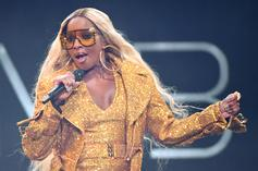 """Mary J. Blige Shares Fond Biggie Memories Of """"What's The 411"""" Studio Session"""