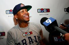 Allen Iverson Has Fans Guessing After Taking Shots At Sports Analyst