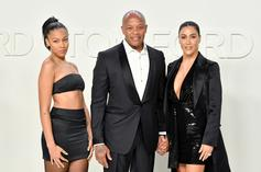 """Dr. Dre's Daughter Truly Young Says """"F*ck You"""" To 50 Cent Over Post About Mom"""