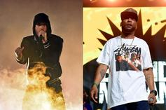 Eminem & Lord Jamar Have Squashed The Beef