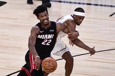 """Jimmy Butler Speaks Out On """"They're In Trouble"""" Trash Talk"""