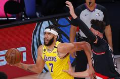 JaVale McGee Taunts Giannis Antetokounmpo After Brother Wins Title