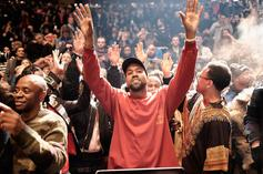 "Kanye West Reportedly Files For Rights To ""God Save America"""