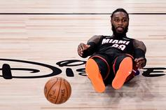 Jae Crowder Claims He's Had Nightmares About NBA Finals