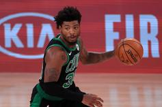 Marcus Smart Recalls Being Called The N-Word By Celtics Fan