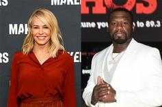 """Chelsea Handler Cuts 50 Cent For Trump Support: """"Used To Be My Favorite Ex-Boyfriend"""""""