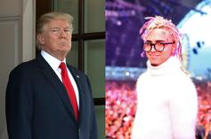 Trump Staffer Who Gave Ice Cube A Shout Out Embraces Lil Pump