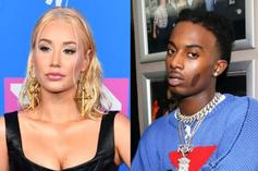"Iggy Azalea Clarifies ""Raising My Son Alone"" Comment About Playboi Carti Split"