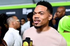 Chance The Rapper Curates List Of Music He Would Share With Aliens