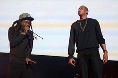 Lil Wayne Names The Jay-Z Album That Changed The Game