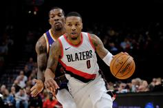 Damian Lillard Claims He's Finished With Raiders After Blowout Loss