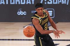 Rajon Rondo & GF Sued For Allegedly Assaulting Woman