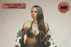 Rise & Grind: Lakeyah On Quality Control Labelmates, 42 Dugg Collab & Nicki Minaj As A GOAT