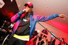 Travis Scott Takes Over L.A. Street With Surprise Pop-Up & Screaming Fans