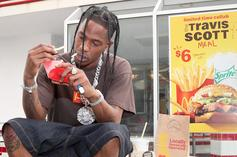 Travis Scott Is Focused On Becoming A Better Person