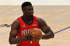 Zion Williamson Speaks Out On Constantly Getting Hacked