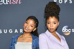 """Chloe X Halle Learned To """"[Block] Out All The Negativity"""" From Beyoncé"""