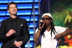 """Robin Thicke Recalls Robbery That Inspired """"Shooter"""" With Lil Wayne"""