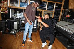 "DJ Khaled & Travis Scott Connect Amidst ""Album Mode"""