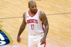PJ Tucker Holds Out From Rockets Amid Trade Frustration
