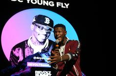 """D.C. Young Fly Lost Out On """"Coming 2 America"""" Role: """"Came Down To The Final 3"""""""
