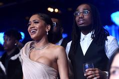 Quavo Allegedly Sent A Repo Man To Saweetie's To Take Bentley Back, Twitter Erupts