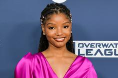 """Halle Bailey Stuns Everyone With A Flawless Cover of SWV's """"Rain"""""""