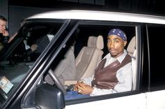 Tupac Photo Taken 14 Days Before His Death Being Sold As NFT