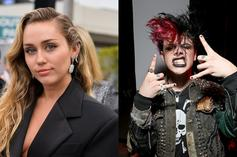 Miley Cyrus Spends Night Out With Yungblud, Romance Rumors Fly